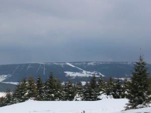 widok ze Schroniska- czeska panorama, jeszcze tego samego dnia