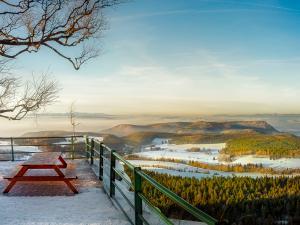 Panorama ze Szczelińca Wielkiego