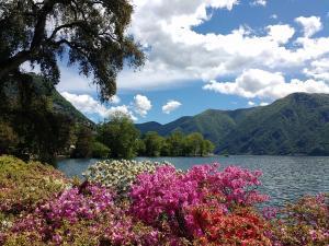 Lugano - Włochy tuż tuż, choć to jeszcze południowa Szwajcaria