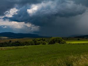 Będzie padało