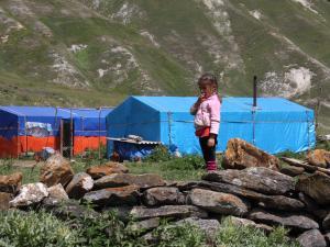 Obozowisko pasterzy azerskich, Dolina Truso