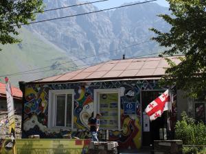 Informacja turystyczna w Stepamcminda
