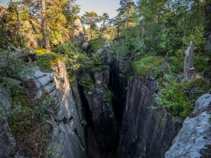 """""""Piekło"""", które ma 30 metrów głębokości."""