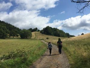 Fot. Parałajz i Marysia w podróży