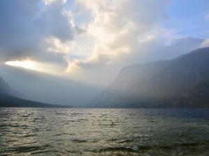Jezioro Bohinj