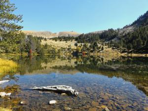 Estany de la Nou, najcieplejsze jezioro Andory