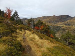 Ponad doliną Incles