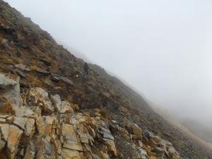Na najwyższym szczycie Andory dobra pogoda wzięła sobie wolne.