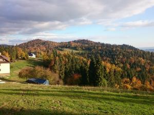 Okolice przełęczy Knurowskiej