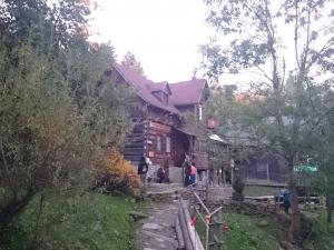 Schronisko Gorczańska Chata