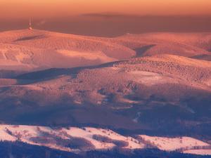 Pradziad widziany ze Śnieżnika