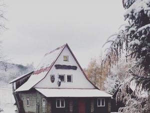 Wetlina - Baza ludzi z mgły
