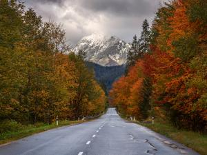 Droga do Tatr