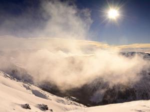 Zimowa panorama.