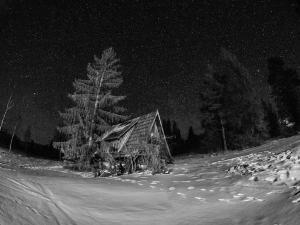 Noc w Wetlinie