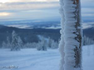 Zima na Rysiance, listopad 2015