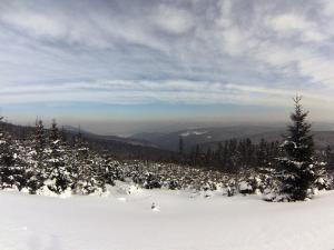 Panorama z Drogi nad Lejami