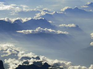 """Dwie godz. lotu szybko """"zleciały"""" i już za chwilę będę lądował w gorącym Bergamo."""