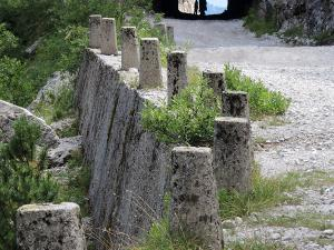 """Trasa """"Tremalzo"""", wiodąca przez miejscowość Pregasina, to rowerowy HIT rejonu jeziora Garda."""