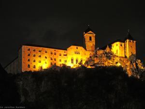 W Rovereto wsiadam do pociągu i jadę do miejscowości Chiusa (niem. Klausen), gdzie z kempingu mam widok na Klasztor Sabiona. Jest on jednym z najstarszych miejsc pielgrzymkowych w Tyrolu.