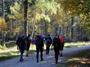 W drodze ze Szklarskiej Poręby na Łabski Szczyt