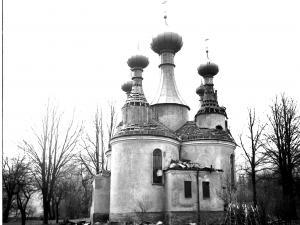 Cerkiew w Klimkówce