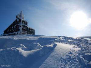RTON Śnieżne Kotły (Radiowo-telewizyjny Ośrodek Nadawczy Śnieżne Kotły)