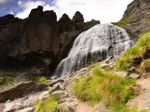 Wodospad Czyranbaszy (Devichye Kosy)