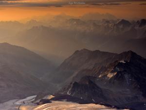 Kaukaski świt.