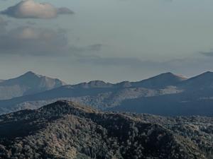 Panorama z Korbani