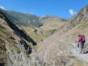 W drodze do Stacji Meteo Bethlemi Hut