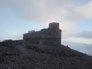 Stacja Meteo Bethlemi Hut