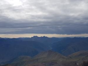 Widok z okolic Bethlemi Hut