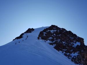 Kazbek - szczyt