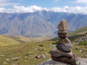 Powrót do Kazbegi