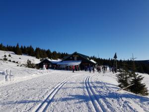 Švýcárna – najstarsze, całoroczne schronisko turystyczne w paśmie górskim Wysokiego Jesionika