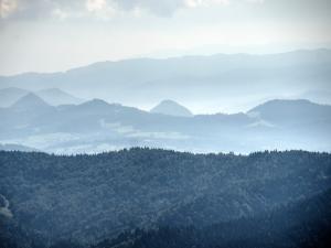 Widok z Lubania