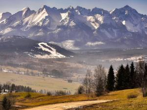 Tatry z Czarnej Góry