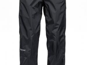 MARMOT W's Precip ® Full Zip Pant Black - przód