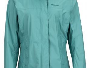 MARMOT W's Precip ® Jacket Teal Tide - przód