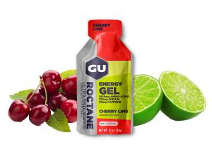 GU Energy Roctane Gel 32 g Cherry Lime