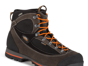 AKU M's Trekker Lite II Anthracite & Orange