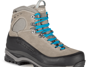 AKU W's Superalp GTX Light Grey & Turquoise
