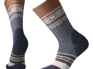 SMARTWOOL Chup Socks - model M's Genser Crew, kolor Natural