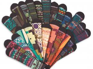 SMARTWOOL Curated Socks, fot. 1