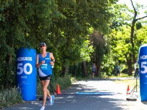 Jim Project Carbon X 50-mile finish