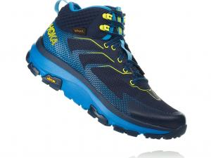Hoka One One SKY M's Toa, Black Iris Blue