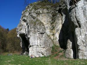Dupa Słonia, Dolina Będkowska