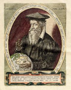 Gerard Mercator, bez niego Google maps nie wyglądałoby tak samo...