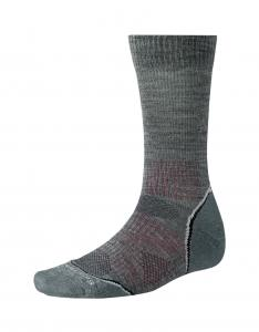 SMARTWOOL M's PhD® Outdoor Light Crew Socks Medium Black (SW044-052)